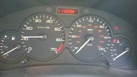 Peugeot 206 For Sale. MOT til 30/10/17
