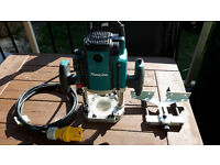 MAKITA RP1801 1/2 INCH PLUNGE ROUTER 110v