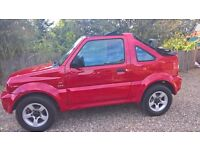 Suzuki Jimny - Soft Top