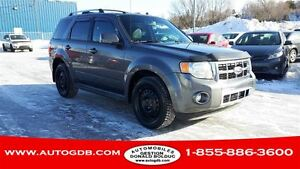 2010 Ford Escape 4WD V6 3.0L Limited AWD