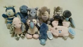 My Blue Nose Friends and Tatty Teddy collection (68 in total)