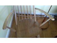 Erco Rocking Chairs - £200 each