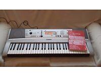 YAMAHA beginners keyboard for sale