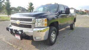 2010 Chevrolet SILVERADO 2500HD LTZ|Duramax|Diesel|Accident Free