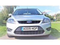 Ford Focus 1.6 TDCi DPF Zetec 5dr 2 KEYS, HPI CLEAR, S HISTORY