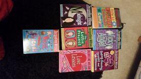 Jacqueline Wilson books x7