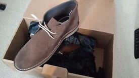 NEXT brand new size 7 brown shoes