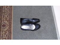 Black work/office type shoes for sale