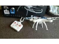 Sky quad pro drone with camera