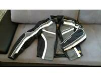 Frank Thomas bike jacket trousers