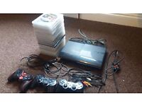 Ps3-IN VERY GOOD CONDITION,18 GAMES,3 CONTROLLERS,ALL THE CABLES AND CONSOLE
