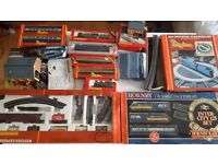 Huge Hornby Collection.Western Express Set/Inter city Set/Railway Items, Train, Track, Coaches