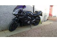 Yamaha FZR 600 Motorbike May swap / Px for car / Van / jeep