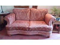 FOR SALE - Sofa, Armchair, Foot stool - Fire Resistant, No Smoking, No Pets - Amazing value