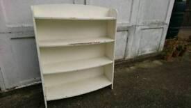Wodden book shelf