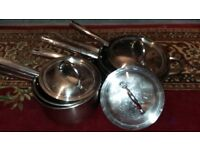 Professional Cookware Company T304 Pots & Pans