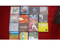 Dance cds x18
