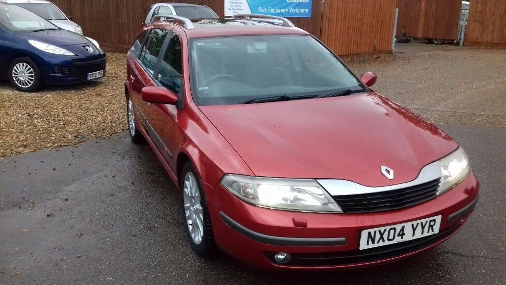 CLEAN RENAULT LAGUNA ESTATE 1.8 & SOLD WITH NEW MOT