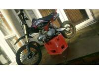 Pitbike Demon X dxr 125