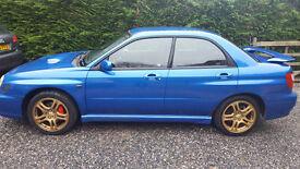 Subaru Impreza WRX 2002 49000 miles