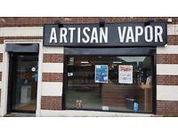 Well Established Vape Shop
