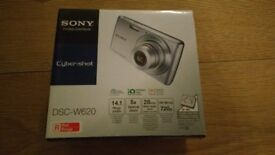 Sony Cyber-Shot DSC-W620 Digital Camera in Red £35 ONO Collection Only