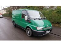 Ford transit t260 swb 2004 low mileages