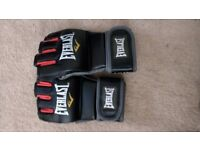 Brand New Large Everlast MMA Gloves