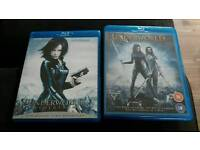 Underworld blu-ray films