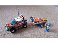 Lego - Coast Guard Set (7737)