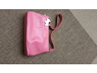 Small pink Radley handbag