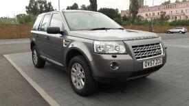 Land Rover Freelander, 2007, 185k miles, leather interior