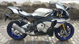 Yamaha YZF-R1M Limited Edition Version of the R1