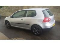 2007 / 57 PLATE Volkswagen Golf S SDI 2.0T 3dr MONZA SHADOW ALLOYS