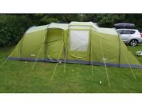 Vango Stanford 600 tent 8 birth tent