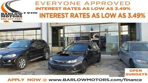 2009 Subaru Impreza WRX*EVERYONE APPROVED* APPLY NOW DRIVE NOW.