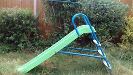 Active Kids chad Valley outdoor slide