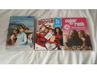 3 boxsets dvds