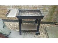 BBQ with cover