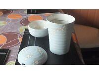 pottery Hornsea Cirrus 1980's