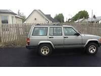 Jeep cherokee Year 2000 - £500