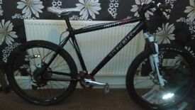Trek 8900ZR bike upgraded