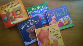 Cosy time stories- a four-book collection