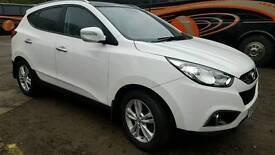 Low mileage hyundai ix35 1.7 diesel premium