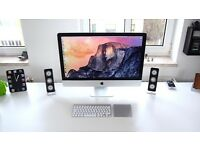 "iMac 27"" 5K, Latest version (late 2015) high spec"