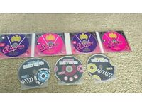 Various 80s and 90s CD Albums