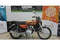 honley 125cc classic