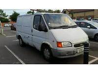 Ford Transit Export, excellent engine gearbox