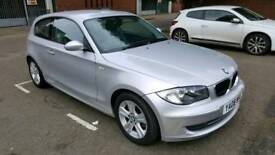 2008 BMW 1 SERIES 118D SPORT DIESEL AUTOMATIC SIMILAR TO GOLF FOCUS IBIZA ASTRA I30 CIVIC SCIROCCO
