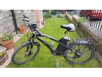 Wisper electric bicycle for sale